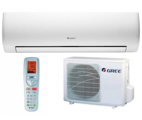 Кондиционер Gree «Muse R32 Inverter» GWH09AFB-K6DNA1A